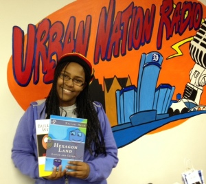 Teen Author Nkiyasi Helm